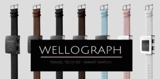 wellograph smart watch