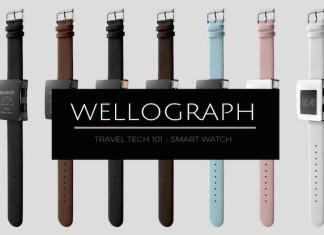 wellograph smart watch