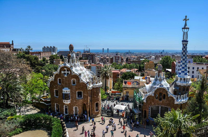 A Guide to Gaudi Architecture in Barcelona