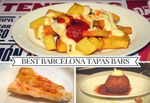 Best Tapas in Barcelona