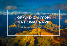 Grand Canyon Lookout Points