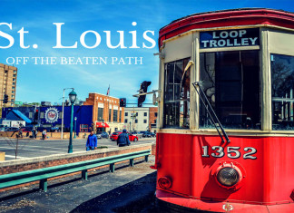 St Louis off the beaten path