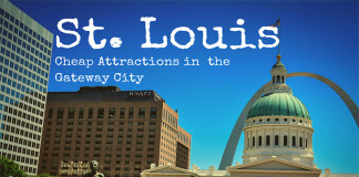 Cheap Attractions in St Louis