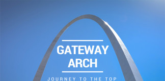 Journey to the top of the Arch