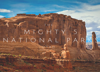 Mighty 5 National Parks