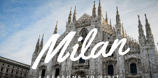 attractions in milan