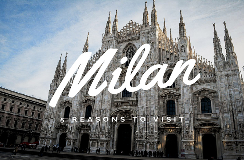 5 Breathtaking Attractions In Milan Not To Be Missed