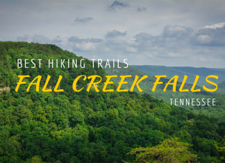 Fall Creek Falls Hiking Trails