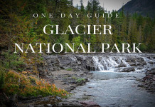 Glacier National Park in a day