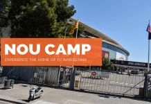 Nou Camp Barcelona