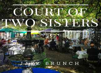 Court of Two Sisters Brunch
