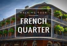 French Quarter walking tour