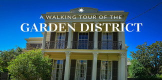 New Orleans Garden District Tour