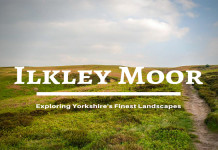 Ilkley Moor Yorkshire