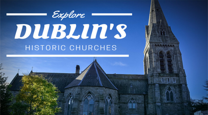 Churches in Dublin