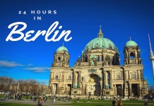 Berlin in a day