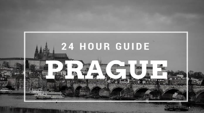 24 hours in prague