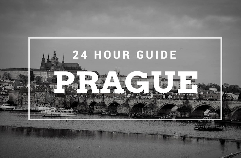24 hours in Prague – Quick Guide to the Stunning Czech Capital