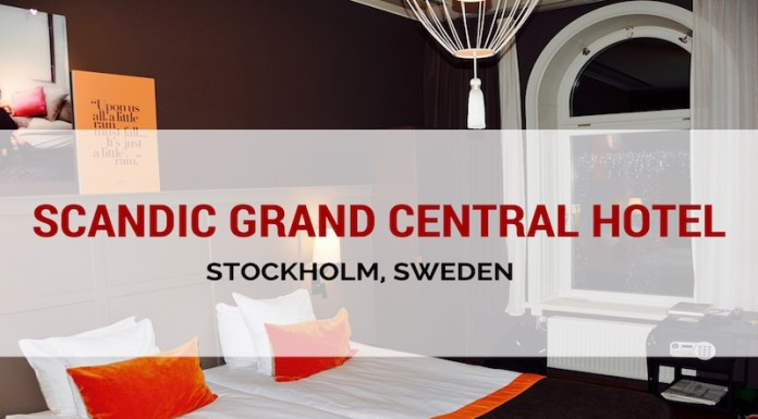 Scandic Grand Central Hotel
