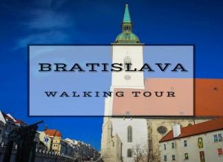 Bratislava Walking Tour