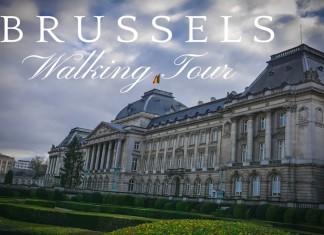 Brussels Walking Tour