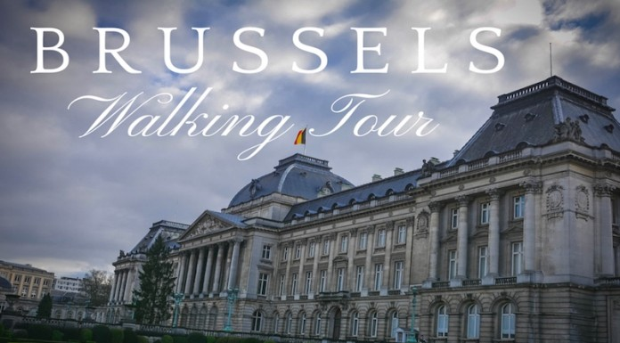 Brussels Walking Tour