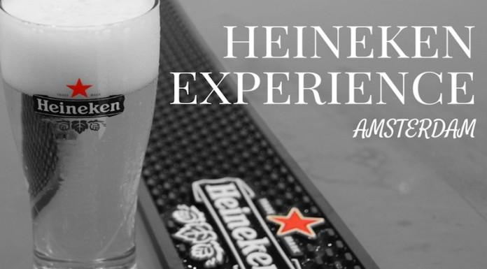 Heineken Brewery Tour