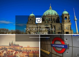 top european destinations