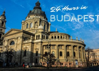 budapest in one day