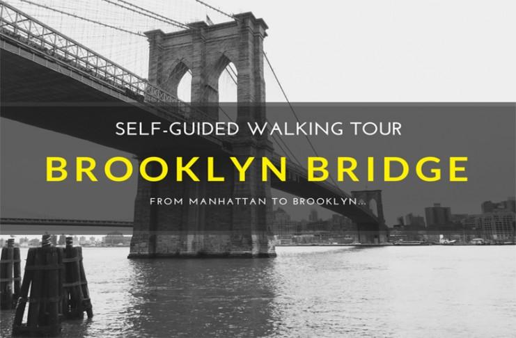 walk across the brooklyn bridge