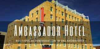 Ambassador Hotel in Oklahoma City