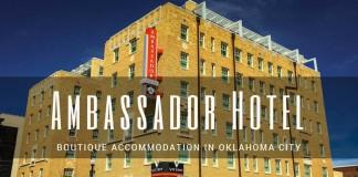 Ambassador Hotel in Oklahoma City
