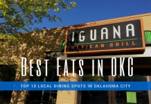 Best Places to eat in Oklahoma City