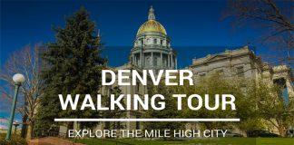 Denver Walking Tour