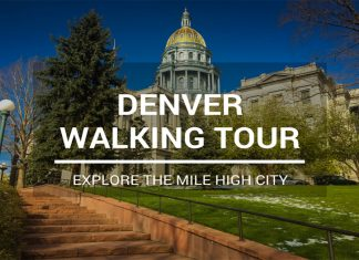 Denver Walking Tour