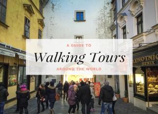 Guided Walking Tours