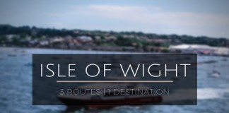 how to get to the isle of wight