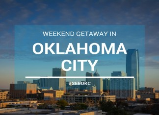 weekend in oklahoma city