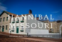Hannibal Missouri
