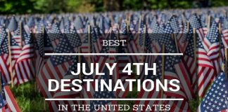 best 4th of july destinations
