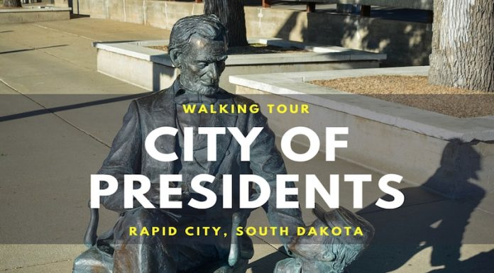 city of presidents rapid city