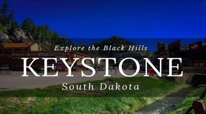 keystone south dakota