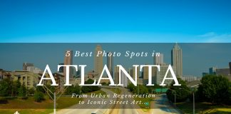 best photo spots in atlanta