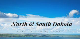 North and South Dakota