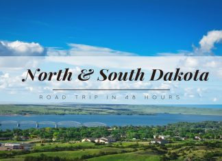 North and South Dakota