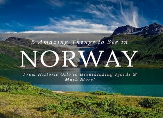 Things to see in Norway
