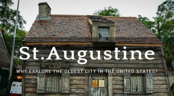 oldest city in the usa