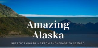 Drive from Anchorage to Seward