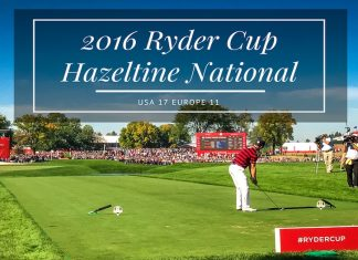 2016 ryder cup tournament