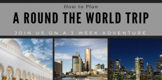 round the world adventure